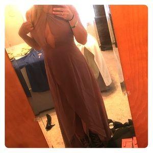 Size medium Tobi maxi dress